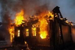Житель Минской области спас во время пожара двух человек
