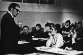 Учитель на своем законном месте