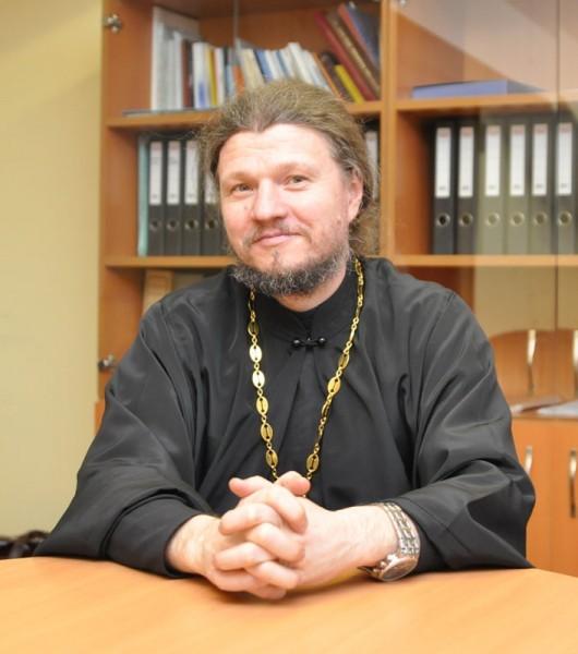 Священник Константин Польсков