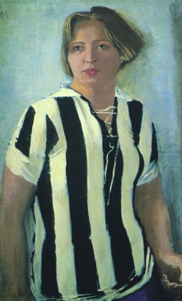 Александр Самохвалов. «ГТО» (1931 год)