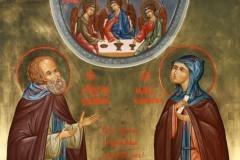 Церковь чтит преподобных Кирилла и Марию, родителей преподобного Сергия Радонежского