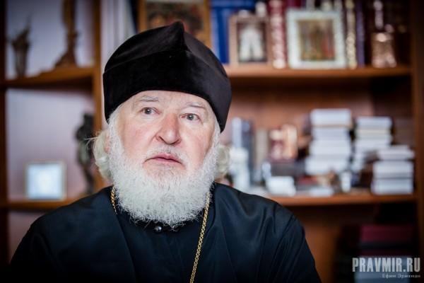 Протоиерей Владимир Воробьев назначен секретарем Синодальной комиссии по канонизации святых