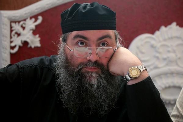 Игумен Афанасий (Селичев). Фото: Сергей Чапнин