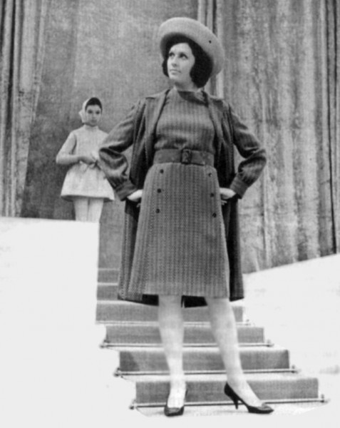 Дом моделей. 60-е годы