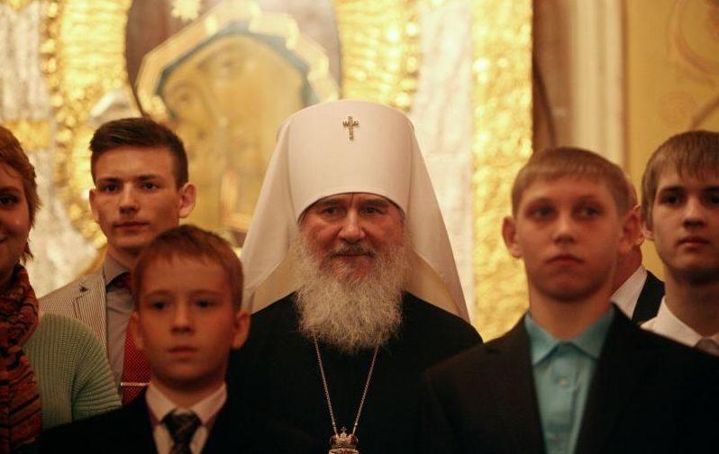 Митрополит Климент: Наша задача – приобщать школьников к православной культуре