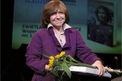Светлана Алексиевич: Меня увлекала и мучила именно реальность!