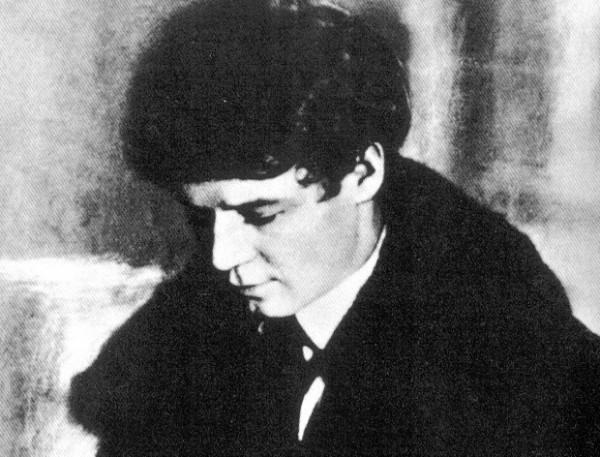 Сергей Есенин. 1922 год