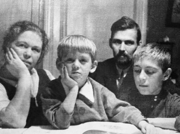 Федор Кондратьев: Благодаря со-бытию с Творцом я никогда не был одинок!