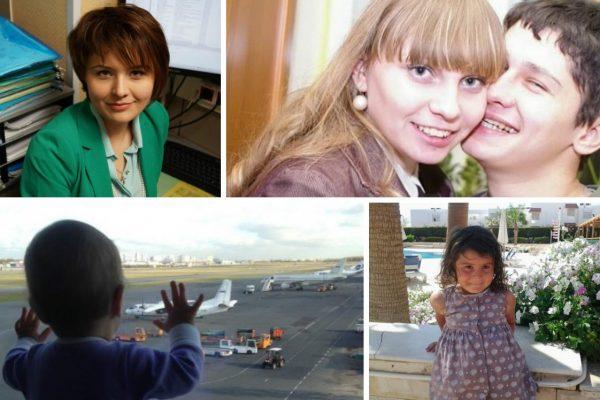 Десятки историй любви собрал на борту A-3