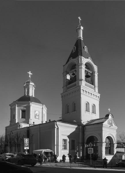 Храм во имя святого пророка Божия Илии, Москва. Фото Владимира Ходакова