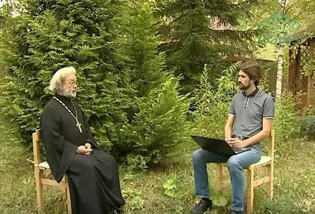 Плод веры. Протоиерей Александр Ильяшенко – об отношениях в семье и выборе священства (видео)