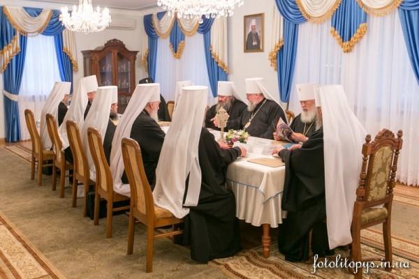 В Украинской Православной Церкви прославлены новые святые