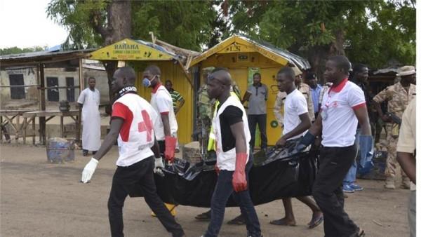 В результате взрыва мечети в Нигерии погибли 40 человек