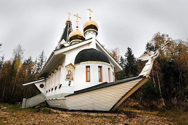 В Новой Москве построен единственный в России храм-корабль