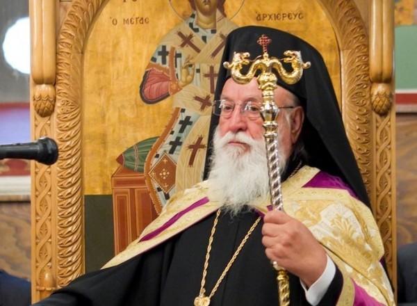 Митрополит Мантинийский: Если власти хотят, чтобы греки отказались от христианства – нужно менять Конституцию