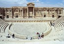 Террористы угрожают взорвать римский амфитеатр в Пальмире