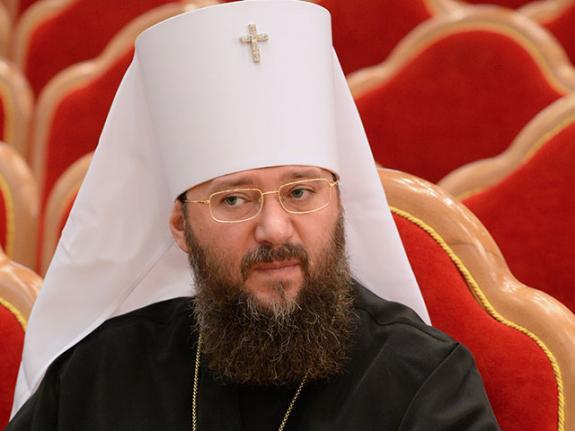 Митрополит Антоний: Верующих людей фактически объявили вне закона