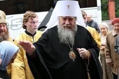 Митрополит Рязанский Вениамин назначен главой Оренбургской митрополии