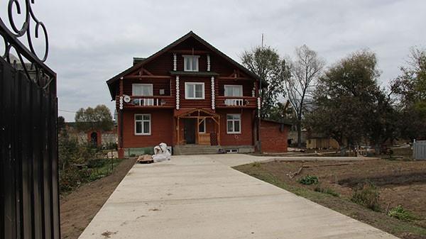 Неизвестные напали на богадельню Спасского монастыря в Калужской области