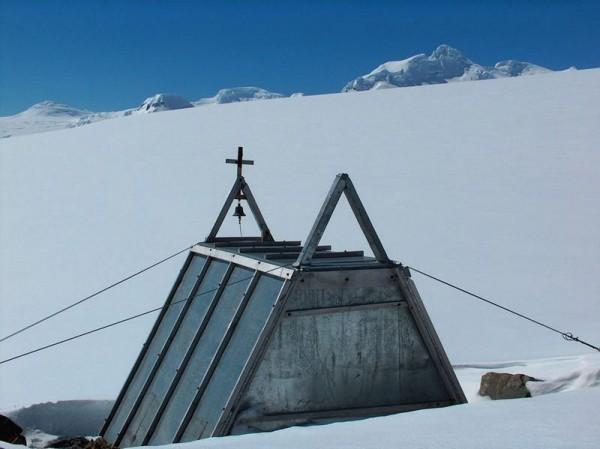 На строительство болгарской православной часовни в Антарктике не хватает средств