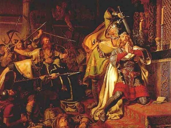 Датские археологи нашли, возможно, самое старое захоронение епископа в Северной Европе