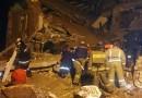 При обрушении подъезда жилого дома под Хабаровском погибли пять человек