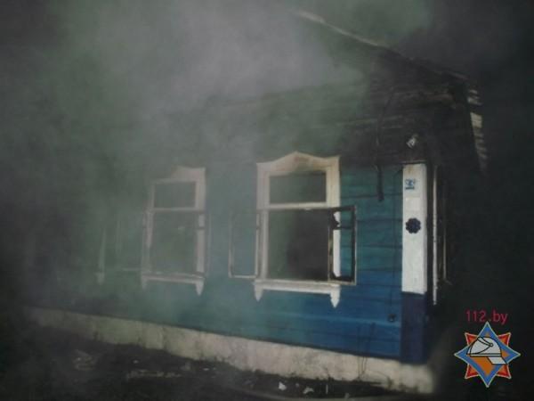 Дом соседей Владимира Пашкевича