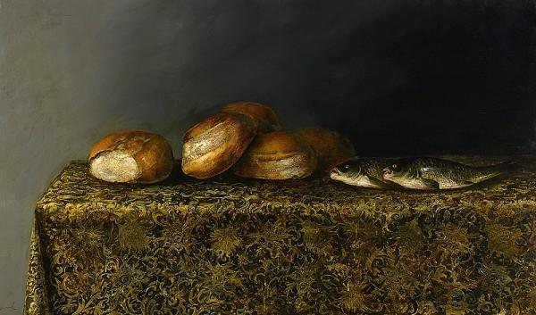 «Рыбок – два, а хлебов – пять»