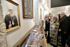 Музей митрополита Владимира (Сабодана) появился в Киеве