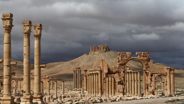 Императорское православное палестинское общество намерено спасать памятники в Сирии