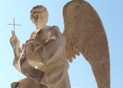 В Краснодаре идет сбор средств на монумент «Ангел нерожденных младенцев»