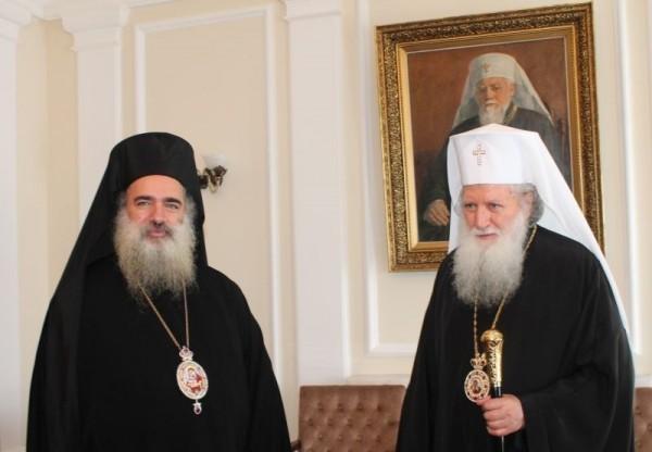 Архиепископ Севастийский Феодосий: Вмешательство России в конфликт в Сирии решит проблему