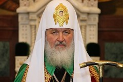 Патриарх – семьям шахтеров: Церковь, как мать – с вами