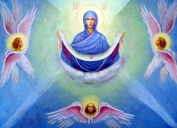 Церковь отмечает праздник Покрова Пресвятой Богородицы