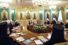 Архиерейский Собор Русской Православной Церкви пройдет 2-3 февраля 2016 года