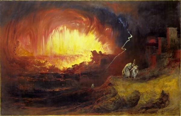 Американские археологи, возможно, обнаружили руины Содома и Гоморры