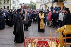 Память первого якутского архиерея увековечили в Москве