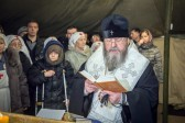 Церковь открыла в Ижевске пункт обогрева для бездомных