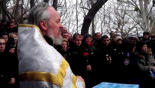 Настоятель Кизилташского монастыря игумен Никон (Демьянюк) погиб при крушении самолета под Судаком
