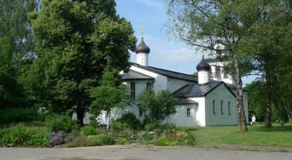 Храм Новомучеников и исповедников российских в Мюнхене