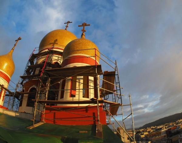 РПЦЗ просит помочь в реставрации главного храма эмигрантов — собора в Сан-Франциско