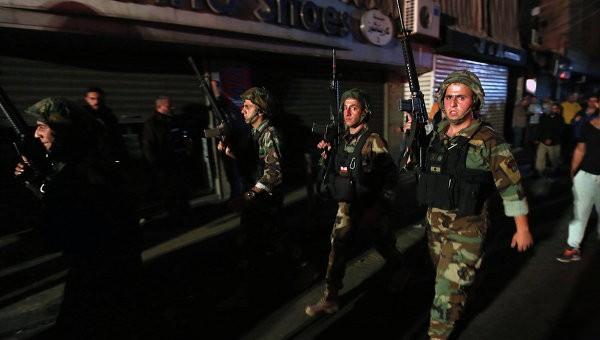 Задержаны организаторы теракта в Бейруте