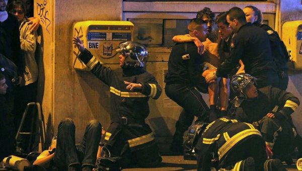 Серия терактов совершена в Париже, погибли 129 человек – уточненные данные