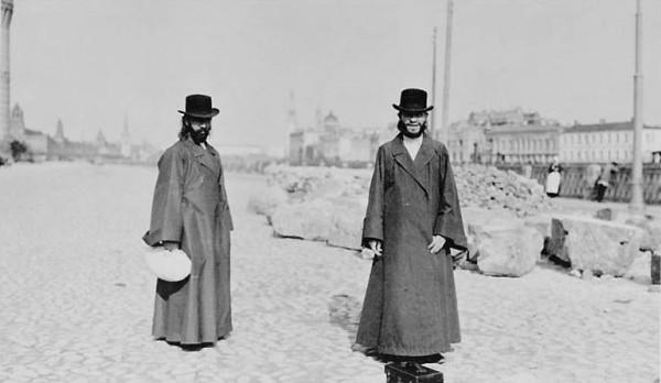 Москва, 1909 год