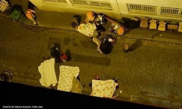 Очевидец рассказал о теракте в концертном зале Парижа