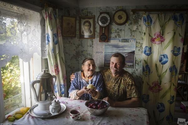 Мать и сын. Александр Гальперин/thebestofrussia.ru