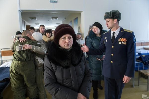 Родительский день. Алексей Мальгавко/thebestofrussia.ru