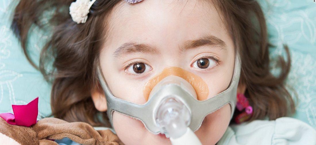Небо или больница: 5-летняя умирающая девочка делает выбор
