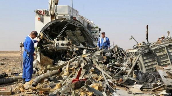 Американская разведка: Катастрофа А321 вызвана терактом