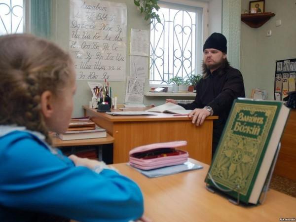 В Церкви предлагают расширить преподавание религии в школах для профилактики терроризма